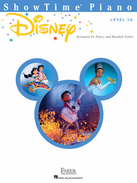 ShowTime Disney Level 2A  Nancy Faber HL00275428