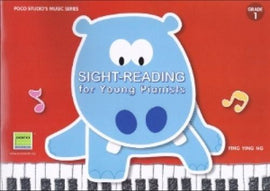 Sight-Reading for Young Pianists Grade 1 Poco Studio