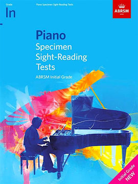 Piano Specimen Sight-Reading Tests Initial Grade  ABRSM