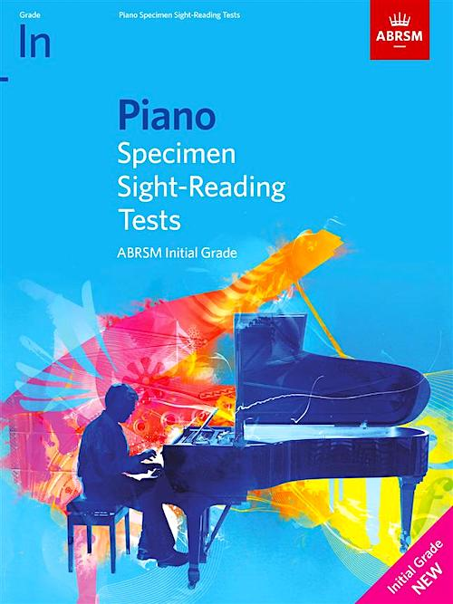 ABRSM Pack Initial Supplement Aural & Sight Reading Piano 2021-22