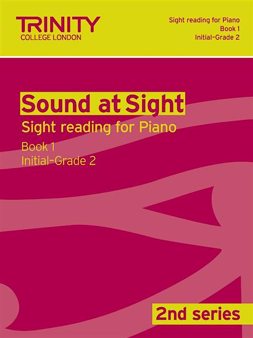 Sound at Sight Piano Book 1 Initial to Grade 2 TG009180