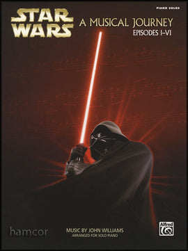 Star Wars  Episodes I-VI John Williams Piano Solo Songbook