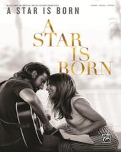 A Star Is Born Piano Vocal Guitar Songbook  Soundtrack 9781470641535