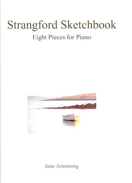 Strangford Sketchbook June Armstrong Eight Pieces for Piano 9790900223104