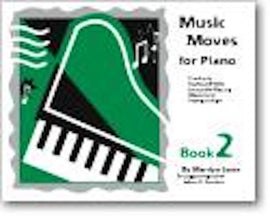 Music Moves for Piano Student Book 2 G-6441