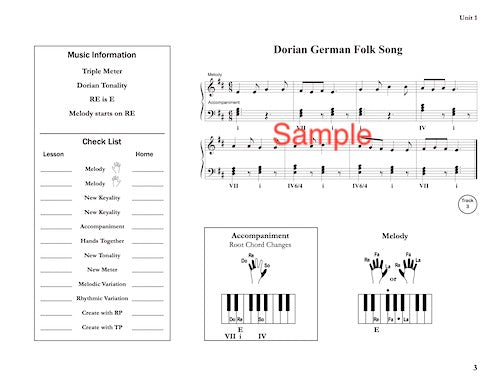 Music Moves for Piano Student Book 4 G-7650