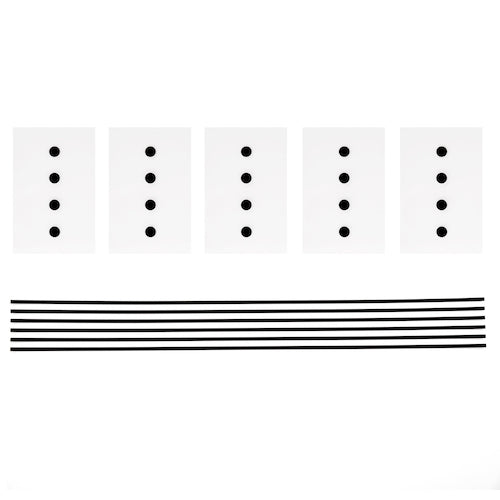 Extra Symbol Set: Pack of Dots and Repeat lines 7109615985801