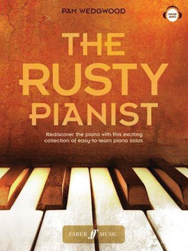 The Rusty Pianist Piano Solo Pam Wedgwood 0571541968