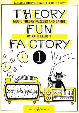Theory Fun Factory 1  Pre-Grade 1 level