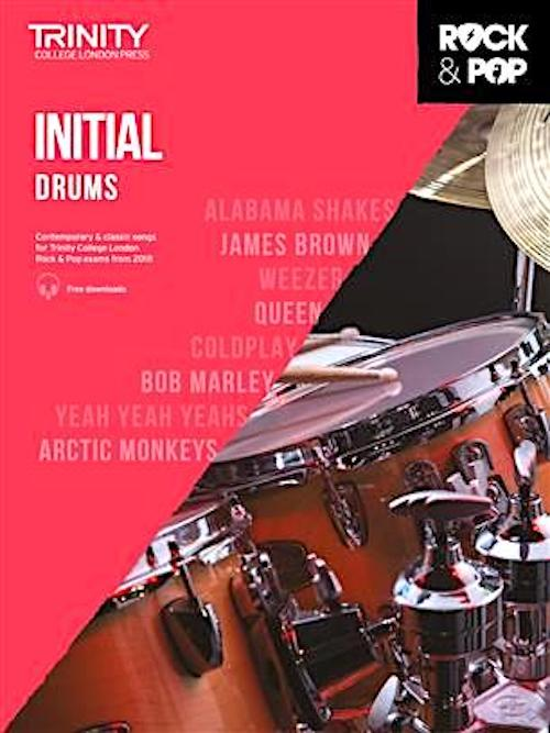 Trinity Rock and Pop 2018 -20 Drums Initial