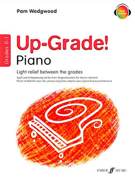 Up- Grade! Grade 0-1 Pam Wedgwood Upgrade Piano Book, 9780571517374