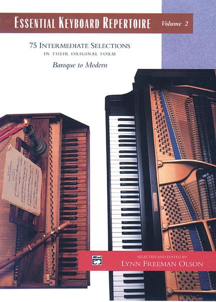 Essential Keyboard Repertoire Book 2 Piano Solo 0739006193