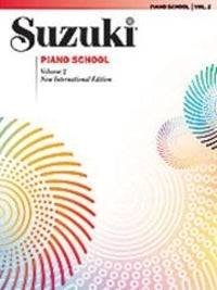 Suzuki Piano School Volume 2  0739054481