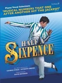 Half a Sixpence Piano Vocal Score David Heneker 9780571539949