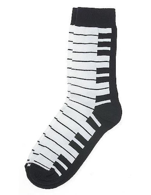 Women's Socks Keyboard Music and Piano Gift G10001