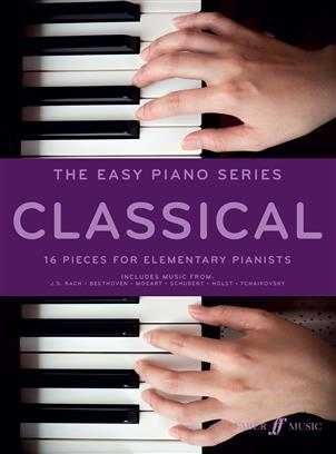 Easy Piano Series Classical 9780571540754