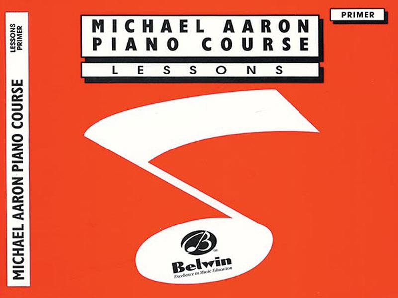 Michael Aaron Piano Course Lessons Primer  11008A