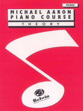 Michael Aaron Piano Course Theory Primer  11008TH