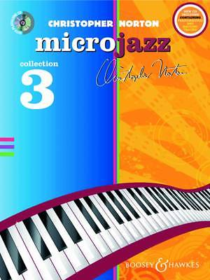 microjazz collection 3 Christopher Norton Jazz Piano Tutor book BH12253