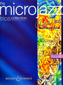 Microjazz Trios Collection Christopher Norton