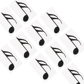 Extra Note Set: Pack of 10 Semiquavers (1/16 Notes) 7109615641844