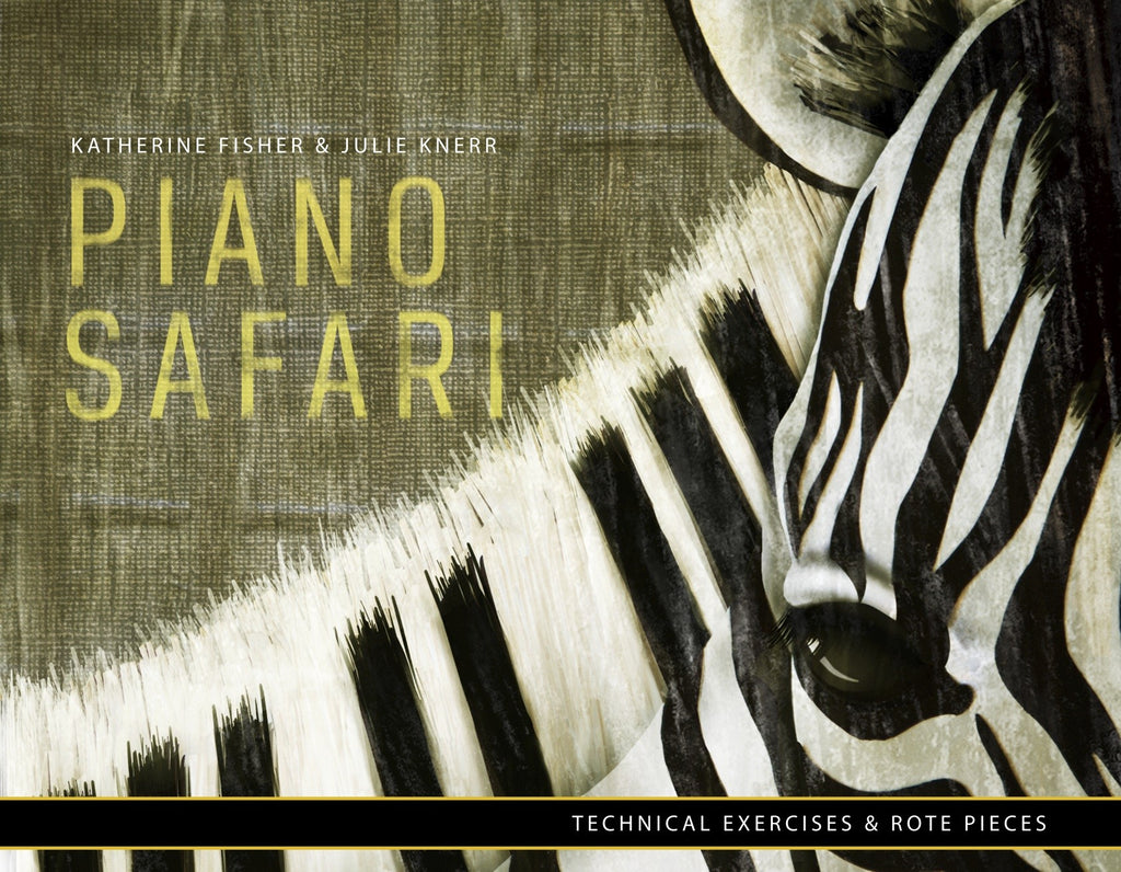 Piano Safari Technical Exercises and Rote Pieces 9781470611996