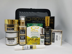 Royal Botanical Gift Set - Deluxe Care Package