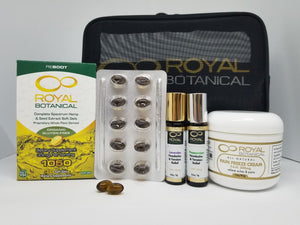 "Royal Botanical "" Pain Away"" Package"