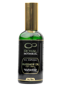 Massage Oil (100mg)