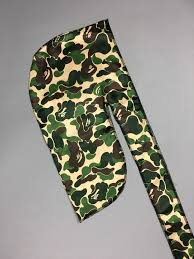 Royal x Bape Green