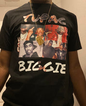 Load image into Gallery viewer, BIGGIE X TUPAC SHIRTS