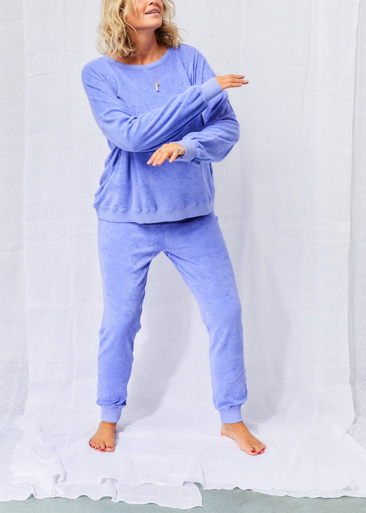 Sweat Pants Cornflower