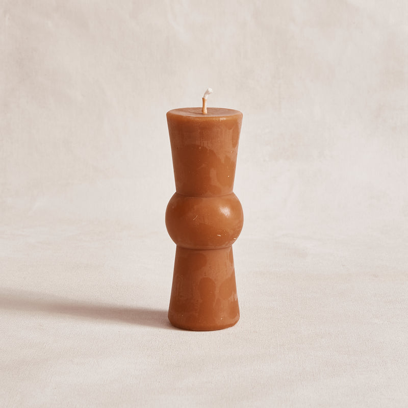 Medium Josee Pillar - Terracotta