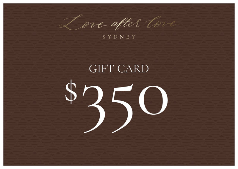 $350 Gift Card