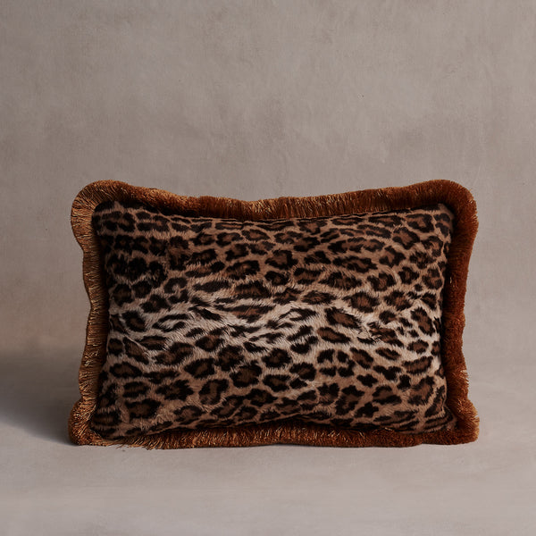 Leopard Lovers Cushion - The Jessie