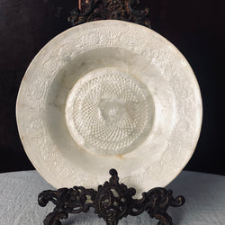 Mother of Pearl Style Shallow Bowls - Set of 3
