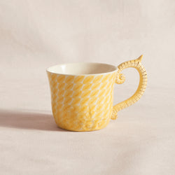 Dash Mug - Sunshine Yellow