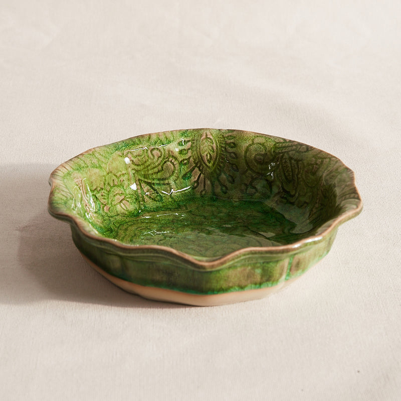 Small Bowl - Seaweed