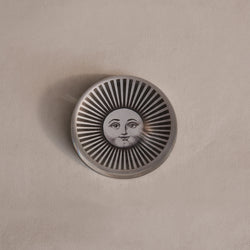 Graphic sun Paperweight