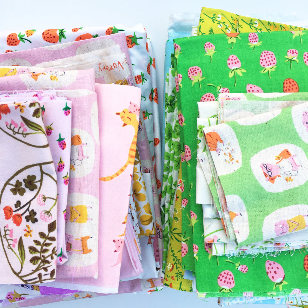 Wrap them in fairy tales - QUILT