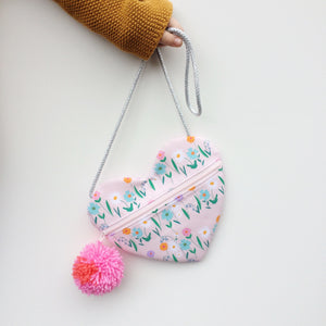 I Heart You Bag - PDF pattern