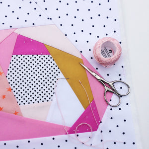 Improv Piecing - PDF pattern