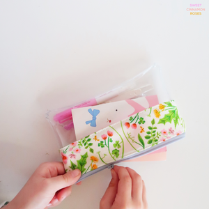 See It All Pouch - PDF pattern