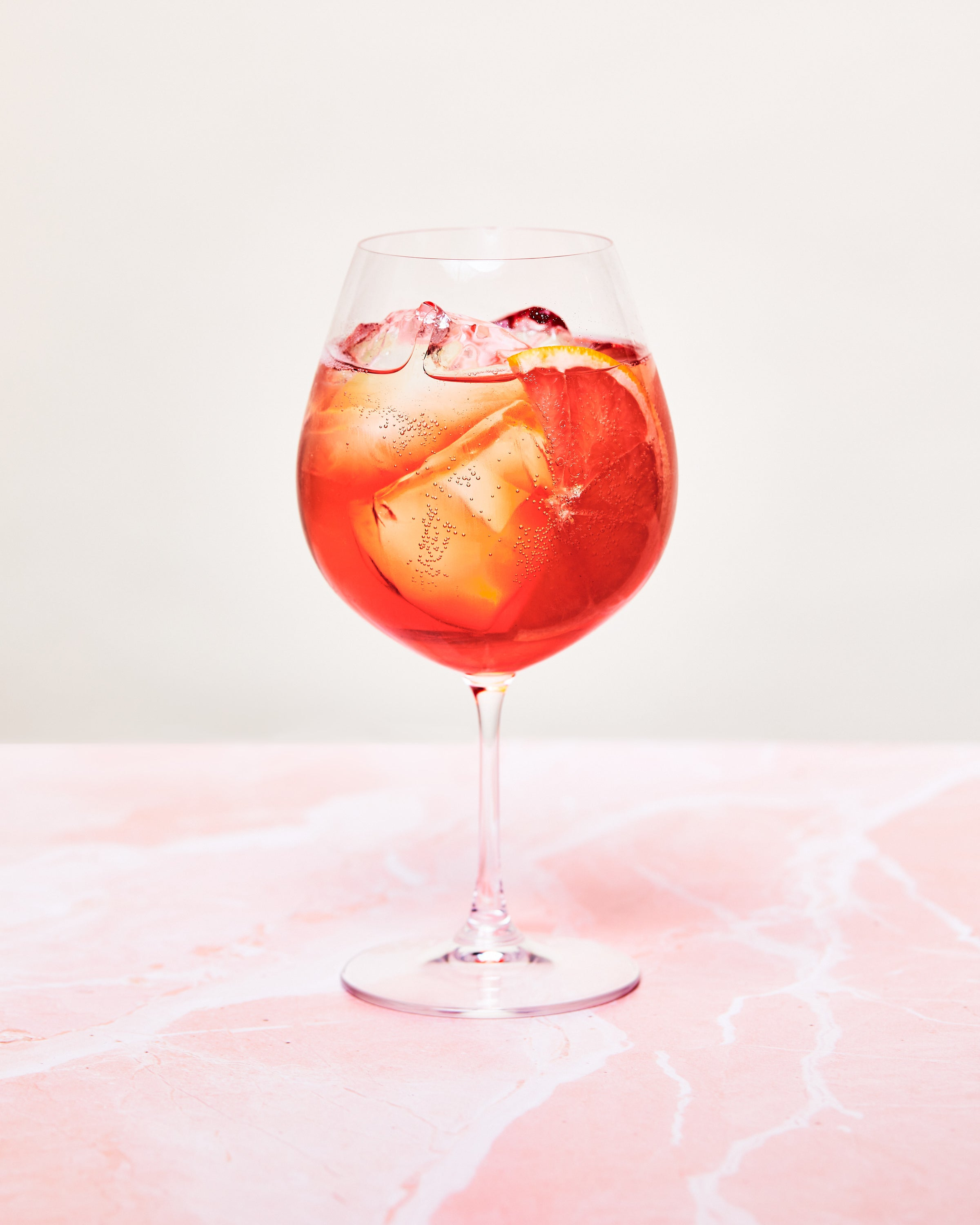 Cóctel Prosecco Pale Fox Strawberry Spritz