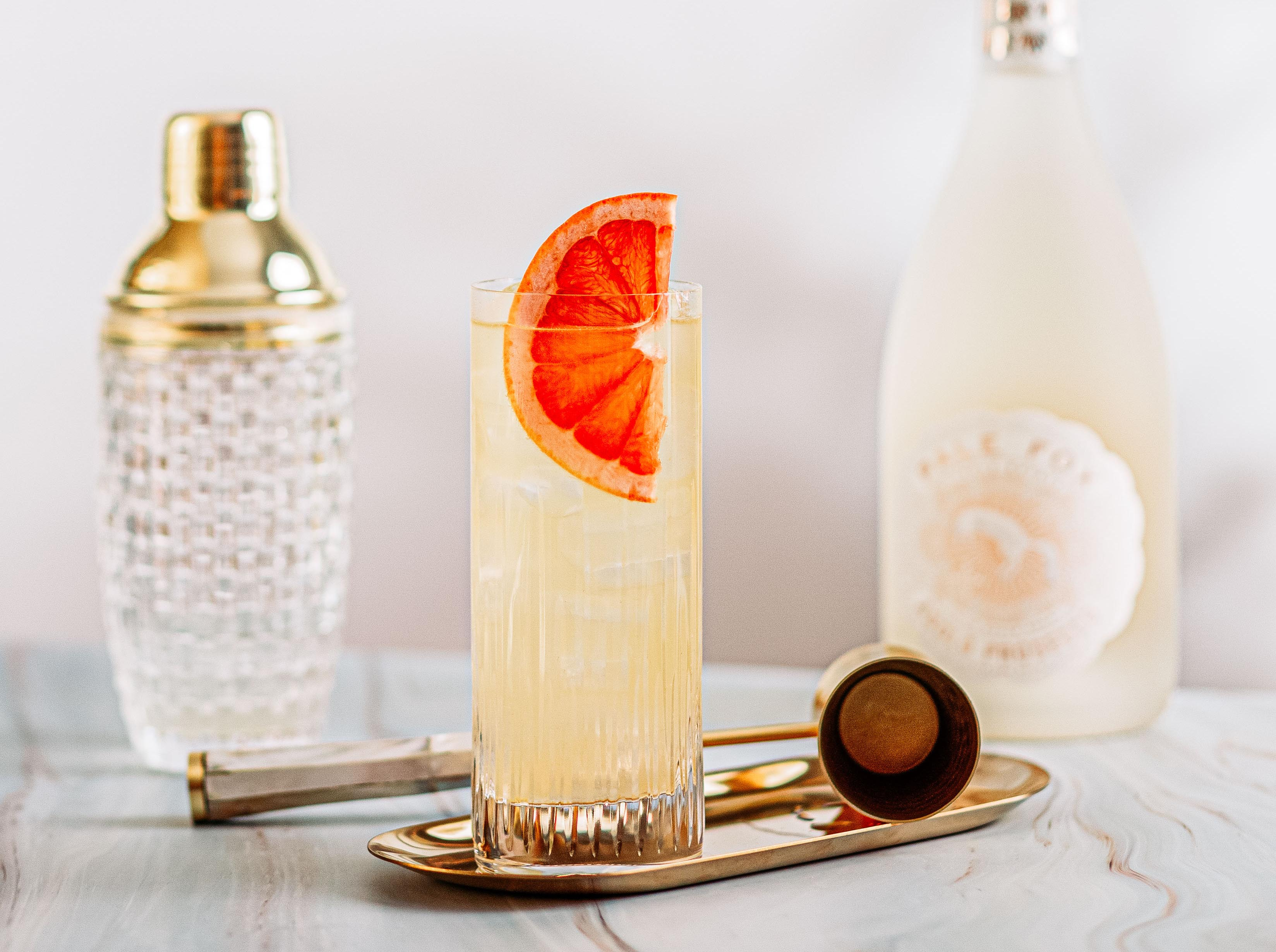 Highball Prosecco Cocktail