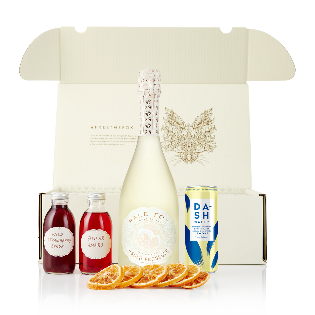 Wild Strawberry Spritz Kit