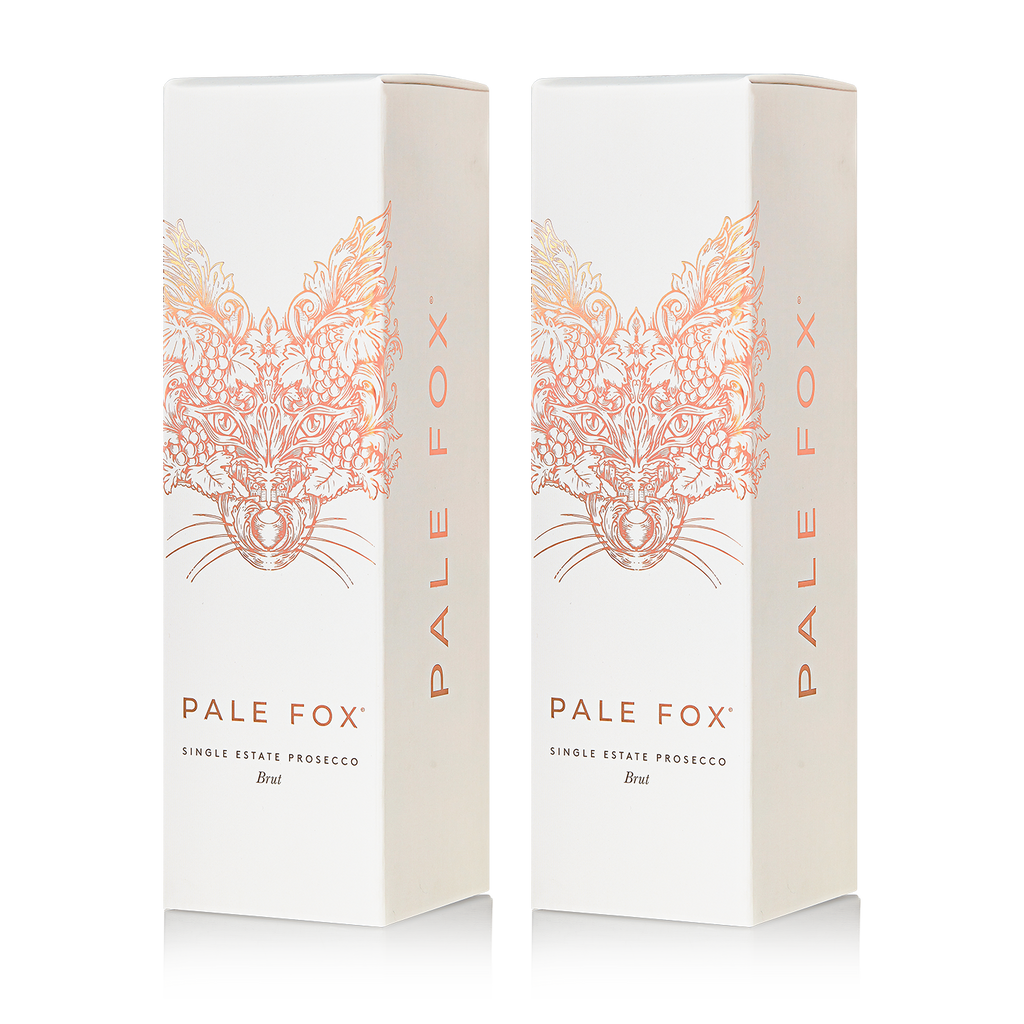 Pale Fox Gift Box Double