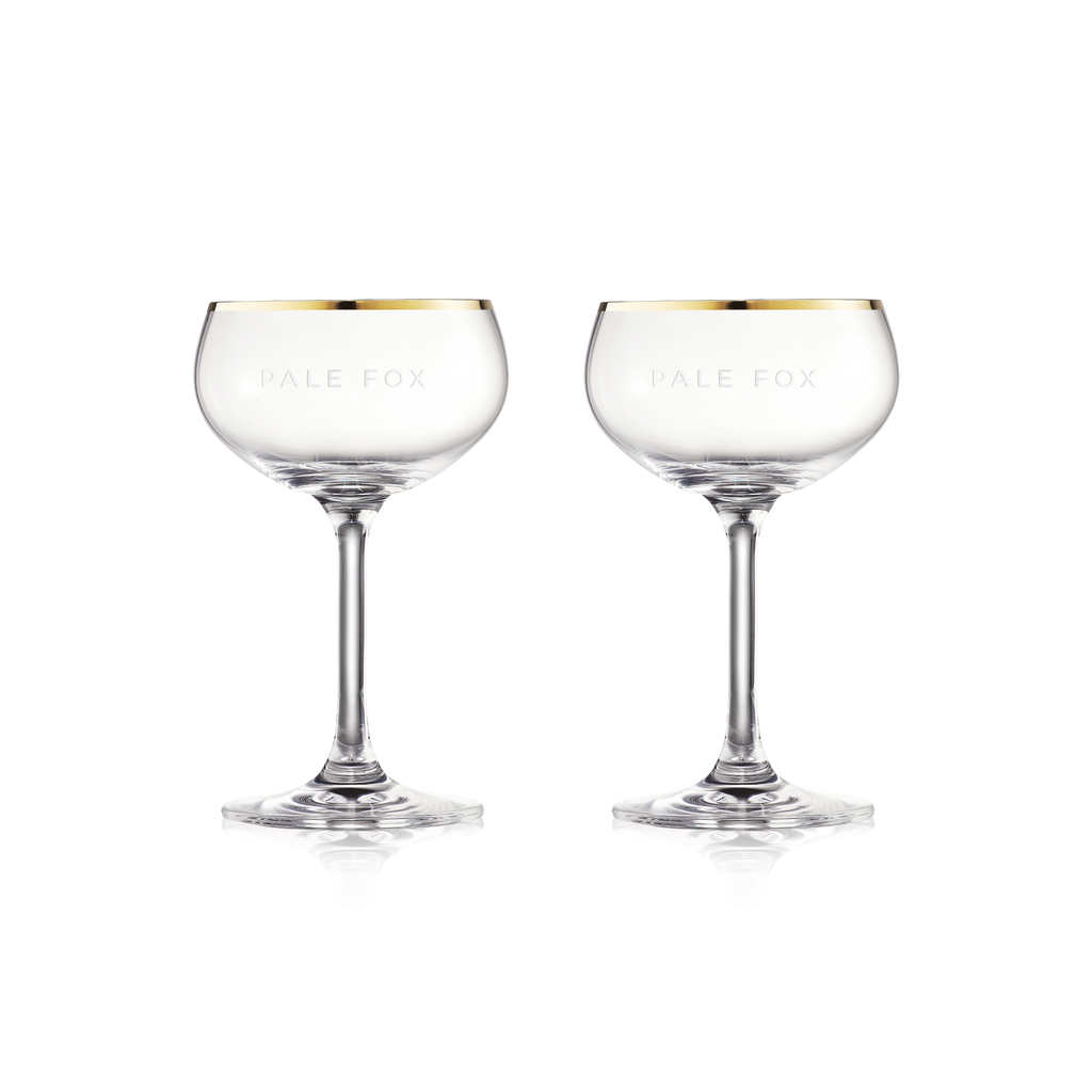 Signature Coupe Glass Pack of 2