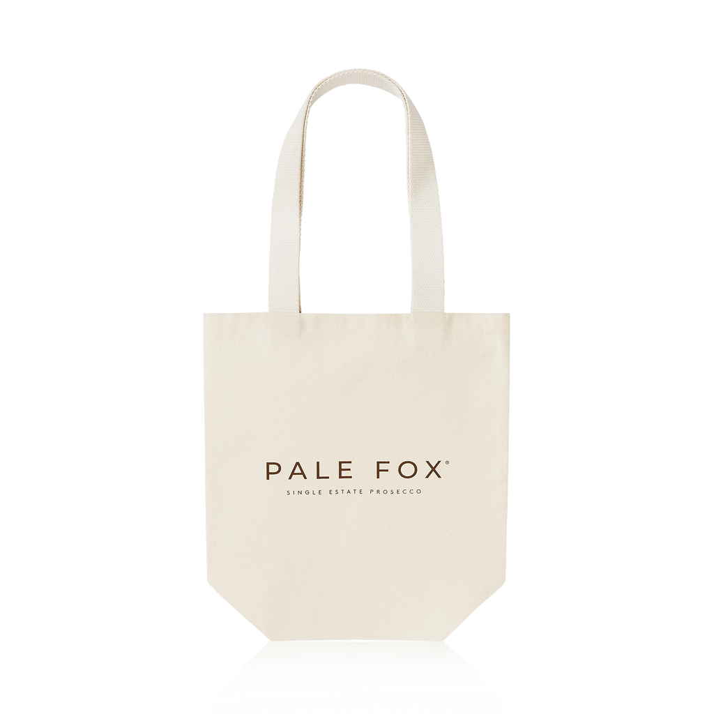 Pale Fox Tote Bag