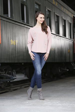 SW504 SWEATER KAREN KEIN